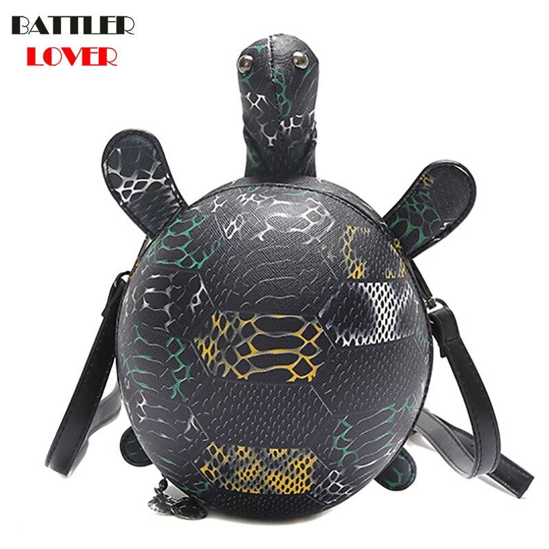 3D Tortoise Shape Bags for Women 2019 Bags Women Handbag Bolsa Feminina Shoulder Messenger Bag Luxury Handbags Womens Bag Design
