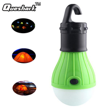 Outdoor Portable Camping Lights Tent Hanging Night Fishing Soft LED Lamp  Mini Hiking Camping Lanterns