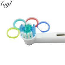Replacement Toothbrush Heads for Oral Precision Clean SB-17A(China)