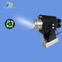 Factory Outlet Promotion 20W Static Logo Lights Projector Christmas 1700lm LED Gobo Projector Lamp Custom Logo Images Projector(China)