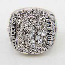 Special Bottom Price for Replica Newest Design 2010 Ice Hockey Chicago Black Hawk Championship Rings(China)