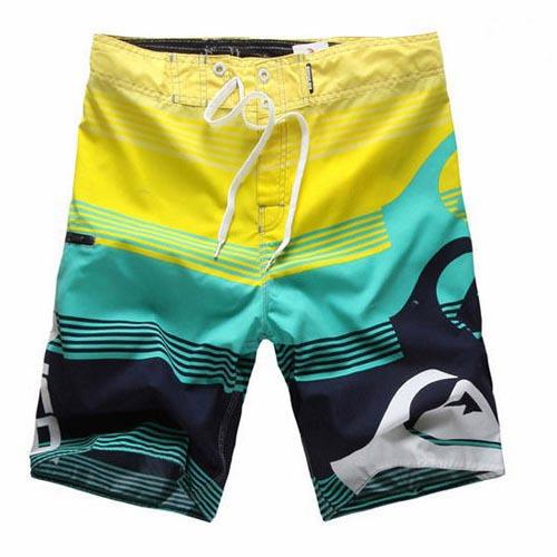 Värvikad triipudega püksid