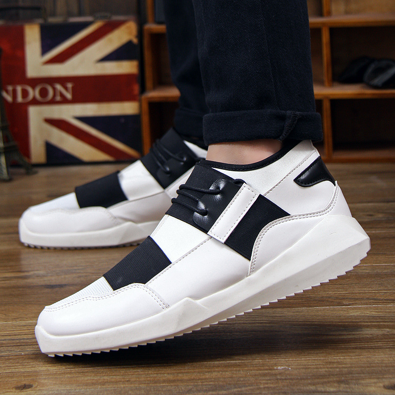 Winter Mens Casual Shoes 2015 Men Trainers Autumn New Mens Shoes Lace Up Faux Suede Men Walking Shoes Flats<br><br>Aliexpress