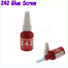 1pcs 242 glue screw glue Blue glue anaerobic adhesive 10ML