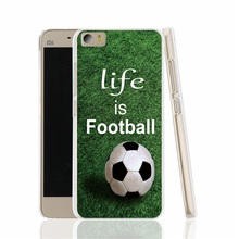 00841 football is life cell phone Cover Case for Xiaomi Mi M 1 1s 2 3 4 5 Mi4 Mi2 Mi3 Mi4 4S 4I Mi5 redmi hongmi NOTE pro