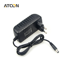 1Pcs 36W EU Plug DC 12V 3A Power Adapter Charger Converter Switching Power Supply lighting transformer For LED Strip CCTV Camera