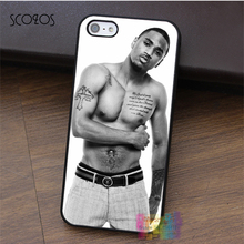 SCOZOS Trey Songz (2) fashion cell phone case for iphone X 4 4s 5 5s 5c SE 6 6s 6 plus 6s plus 7 7 plus 8 8 plus #LI3268(China)