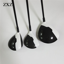 golf club 2017 new with graphite shaft for M2 M1 G30 917D2 golf club driver 1 wood +fairways woods 3 5(China)