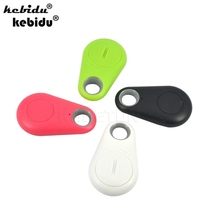 kebidu 4 Color Smart Tag Wireless Bluetooth 4.0 Tracker Bag Wallet pet Key Finder GPS Locator itag anti-lost alarm Reminder(China)