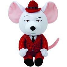 "Pyoopeo Ty Beanie Babies 6"" 15cm Sing Movie Mike Mouse Plush Regular Stuffed Animal Collectible Doll Toy(China)"