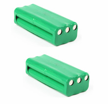2PCS 14.4V 1600mAh 1.6AH AA Ni-MH nimh battery Pack Vacuum Cleaner Sweeping Robot Use for libero m606 vbot T270 S30C VONE T285D(China)