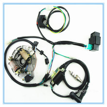 Kick Start Engine Startor Coil Kit/ for 50cc/70cc/90cc/110cc/125cc Engine/Free Shipping/LIFAN original parts