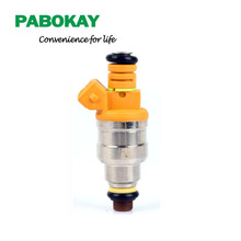 Fuel Injector E5TE-A3B V8 For Ford Trucks 1 YEAR WARRANTY 0280150943 0280150556 0280150939 0280150909 82211124(China)