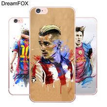 L366 Fashion Football Superstar Soft TPU Silicone  Case Cover For Apple iPhone 8 X 7 6 6S Plus 5 5S SE 5C 4 4S