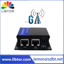 good quality Libtor industrial Wireless Networking Equipment 3G wifi router for self-service vending machine application(China)