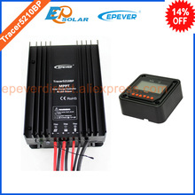 solar tracking controller MPPT tracer5210BP 20A 20amp EPsolar brand product free shipping MT50 remote meter(China)