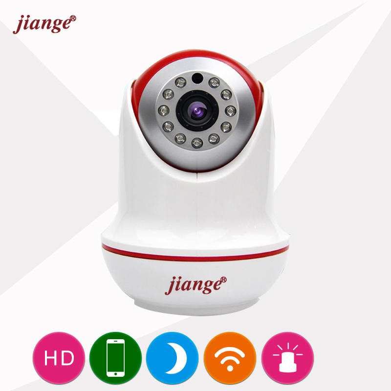 jinage IP Camera 720P Wifi Mini Camera Wireless Infrared Night Vision CCTV Camera HD Smart Home Security Video Motion Detection <br>