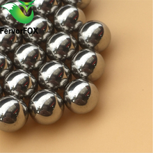 High quality 400pcs/lot 6.4mm Professional Slingshot Ammo, Shooting Steel Balls Outdoor For Hunting
