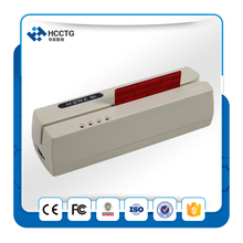 HCC206 Usb Emv Magnetic Card Reader Writer Free Driver No Need Software Smart Bank Card Writing Terminal