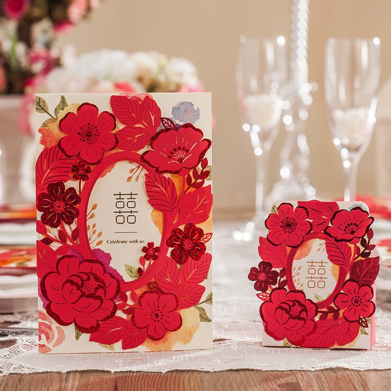 Wedding Invitation Asian Reviews Online Shopping Wedding – Asian Invitation Cards
