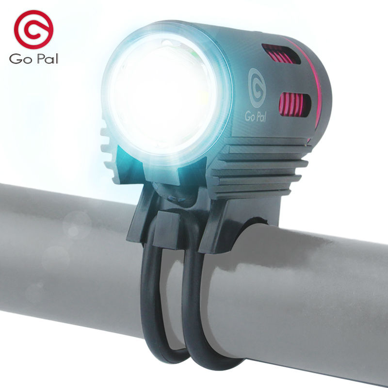 Bicycle Front Light Brighter With 960 Lumens 4400mAh Bike Light  U2 Leds Waterproof Cool Headband Bicycle Accessories<br>