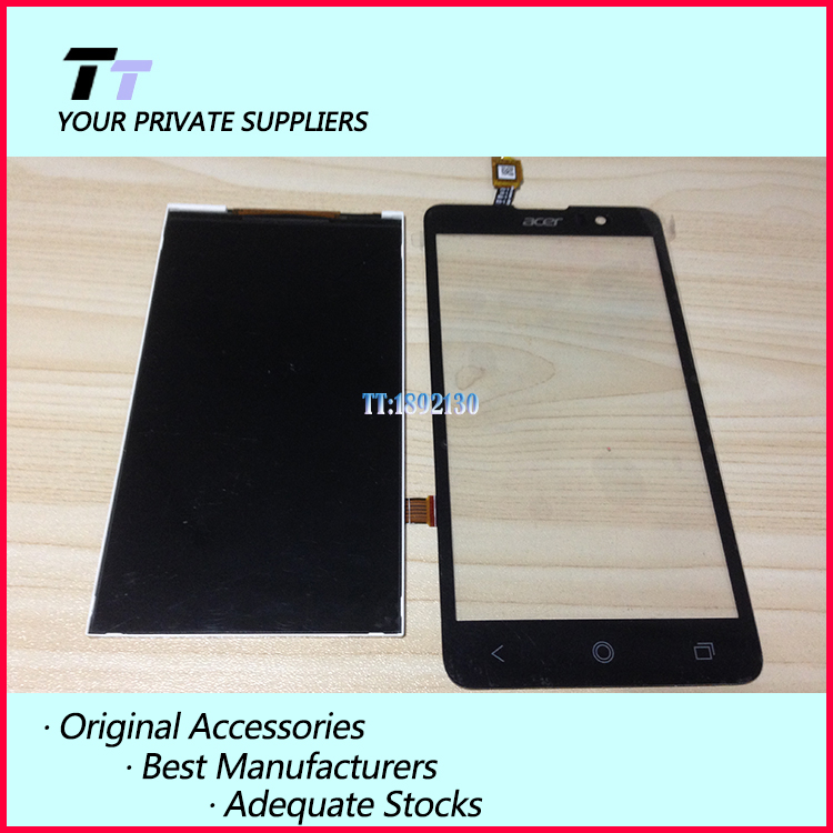 Original For Acer Liquid Z520 LCD display+touch screen Digitizer Replacement Wholesale Wholesale Free Shipping<br><br>Aliexpress