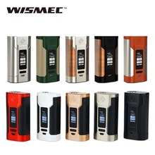 Clearance WISMEC Predator 228W TC MOD with OLED Screen 0.05-1.5ohm Resistance No 18650 Battery for Elabo Electronic Cigaette Kit(China)
