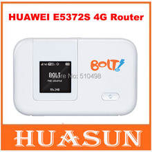 Huawei Unlocked B593s B593u 4G LTE Wireless Router.4G Cpe Support 4* RJ45