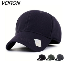 VORON2017 Spandex Flexfit Fitted Baseball Cap bone Casual Full Closed Sport Snapback Caps Men Women Sunscreen Casquette Polo Hat(China)