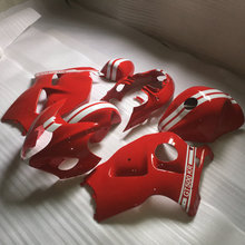 Injection Mold FAIRING KIT for SUZUKI Hayabusa GSXR1300 96 99 00 07 GSXR 1300 1996 2007 red white Fairings set+7gifts SS13