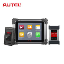 Original Autel MaxiSys MS908 OBD2 Auto Diagnostic Tool + J2534 ECU Programming As Maxisys pro MS908P Diagnostic Scanner(Hong Kong)