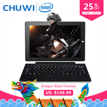 Chuwi Hi10 Intel Tablet PC Atom Cherry Trail Z8300 10.1 inch 4GB 64GB 6600mAh Standard USB Single OS Windows 10