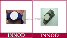 Factory Price hot sell uhf rfid waterproof wristband for swimming(China)
