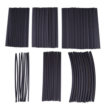 Wholesale Price 60pcs Assortment Heat Shrink Tubes of 6 Sizes Sleeving Wrap Wire Cable Kit Electrical Wire Tool Accessories