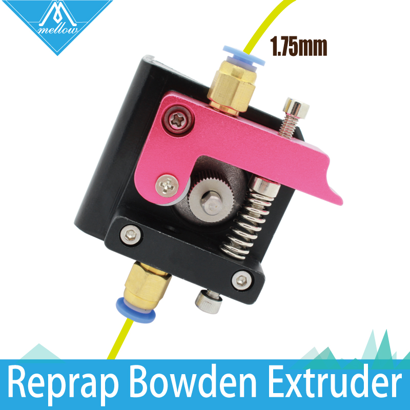 3d Printer Accessory Aluminium Alloy for Reprap Bowden Extruder 1.75mm Filament(China (Mainland))