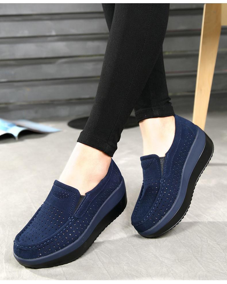 HX 3213-1 (14) 2018 Flatforms Women Shoes Summer