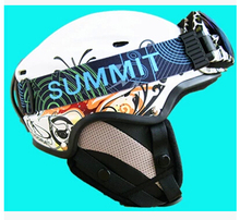 New Top Quality HUDORA Ski Helmet With ABS Shell Snowboard Protection Snowboarding Skiing helmet For adult
