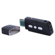 USB Digital Mp3 Music Player Support 8GB SD TF Card