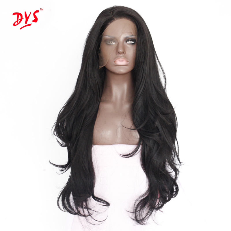 Hot Sale Lace Front Women Wigs Synthetic Women Wigs For Black Women Natural Synthetic Long Lace Hair Cosplay Wigs Free Shipping<br><br>Aliexpress