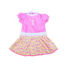 "1PCS Fashion Elegant Dress Doll Clothes For American Girl 18"" Best Children Gifts Bright Colours Doll Accessories"