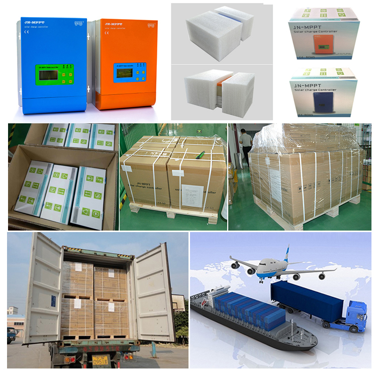 MPPT package and delivery