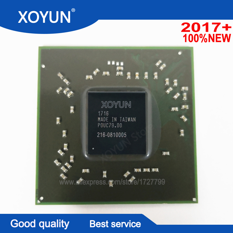 100% New DC: 2017+ 216-0810005 216 0810005 BGA Chips