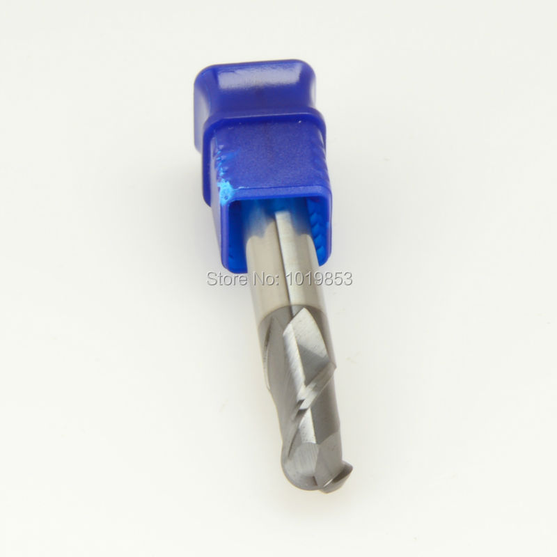 CGS-250 R5*10*100L HRC50 SOLID tungsten carbide ball nose end mill for CNC machine<br>