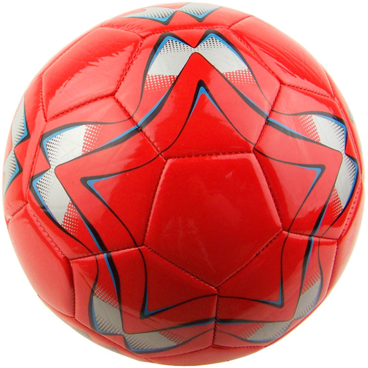 Soccer PU leather Size 5 football adult game dedicated ball standard 11 man professional soccer ball(Hong Kong)