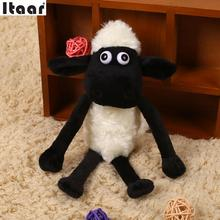 Sheep Doll 1Pcs Shaun The Sheep Lamb Shape Soft Stuffed Plush Doll Gifts Home Decor For Kid