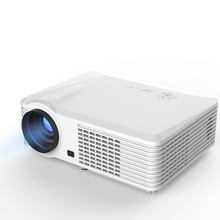 2016 years Cheap Projector 3500 Lumens 1920 x 1080 Video USB VGA  Home Video HDMI Projector,TV tuner buit-in