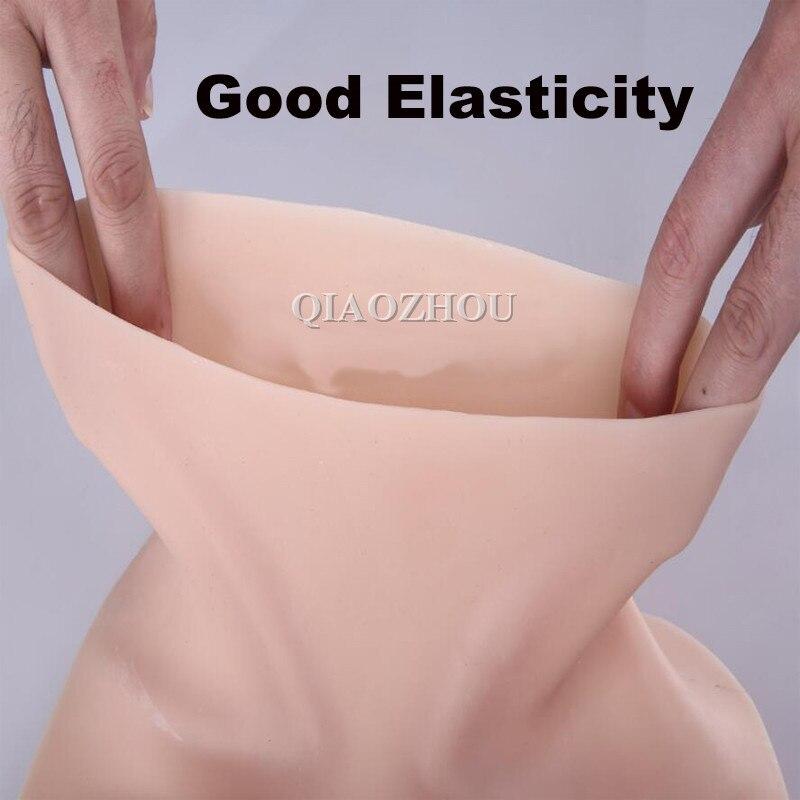 silicon boob