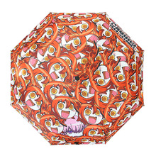 anime Manga Fate Grand Order Kids Folding Rain Umbrella Children 002(China)