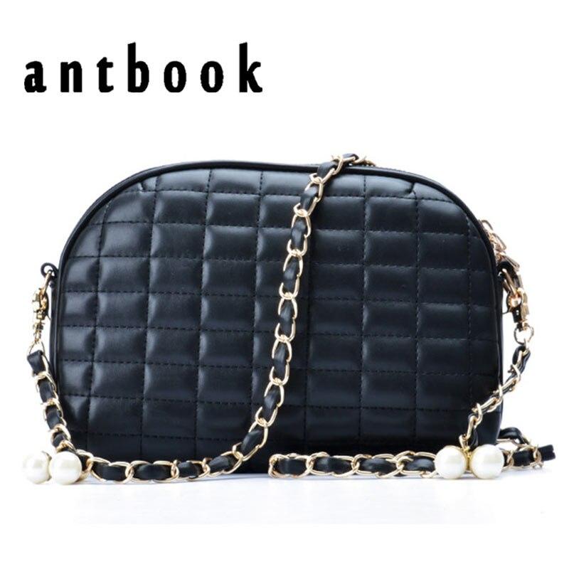 Freeshipping 2016 New PU leather women crossbody bag designer chain small messenger bag fashion elegant girls shoulder handbag<br>