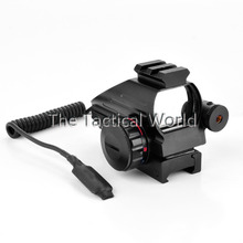 Tactical Hunting Illuminated Holographic Laser Sight Scope Reflex 4 Red Green Dot Reticle Riflescope  With 20mm Picatinny Rail